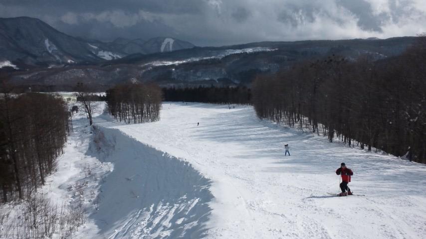 スキー研修