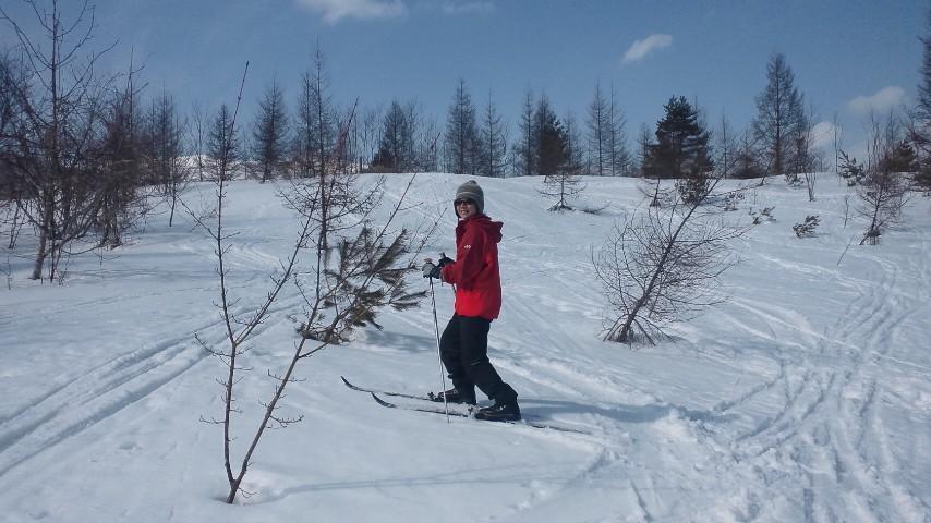 小一時間スキー