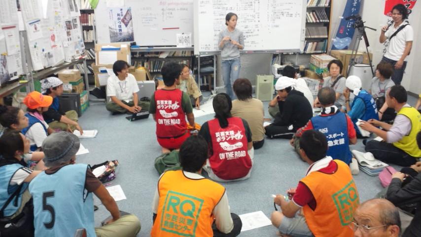 第100回石巻災害復興支援協議会
