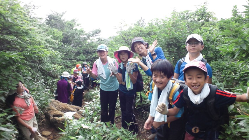栗駒山登山