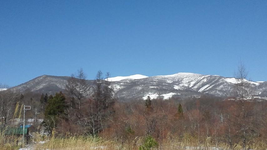 快晴の栗駒山から石巻へ