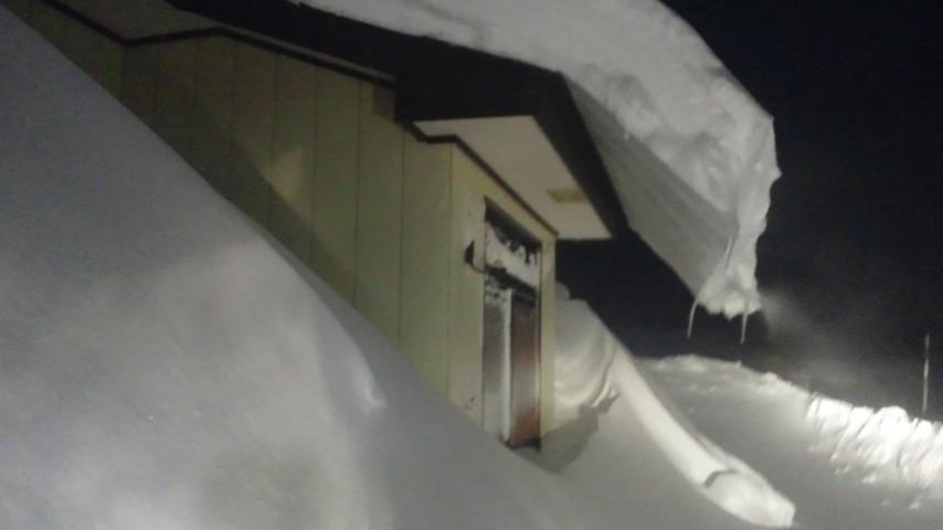 家の屋根!!