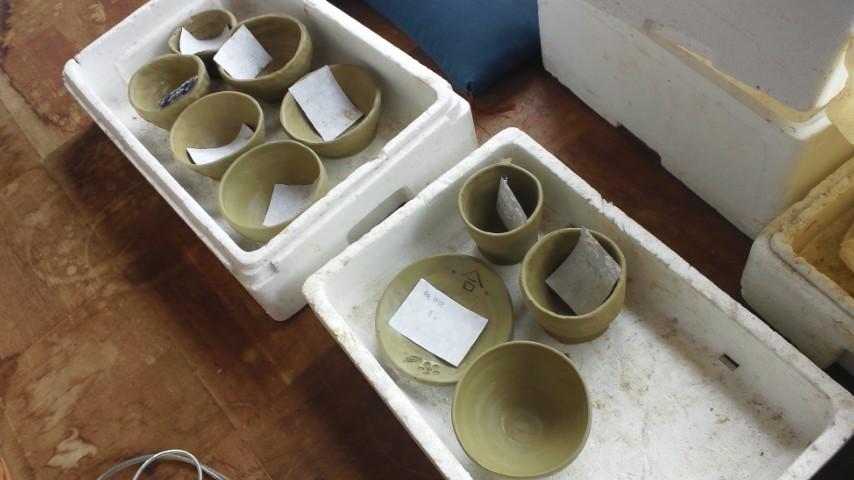 4月22日リオグランデ陶芸体験