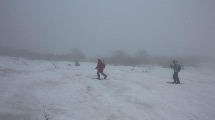 くりこま高原自然学校スキー熊の穴