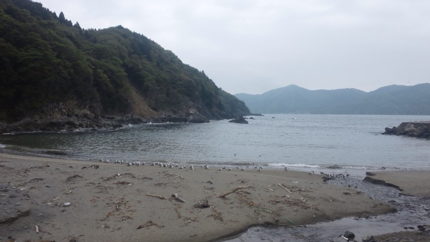 雄勝波板浜