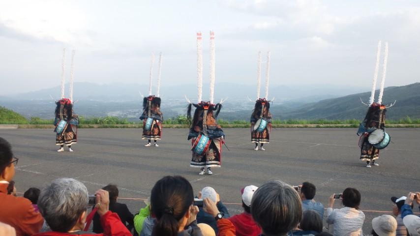 花巻農業高校鹿踊り