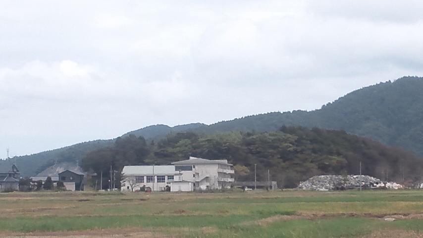 一年6ヶ月目の谷地集落