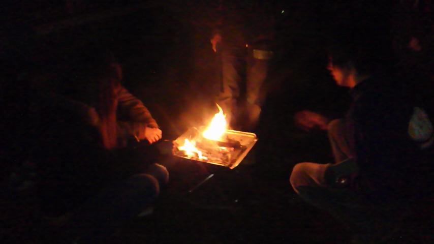リオグランデ秋キャンプ二日目@<br />  牡鹿