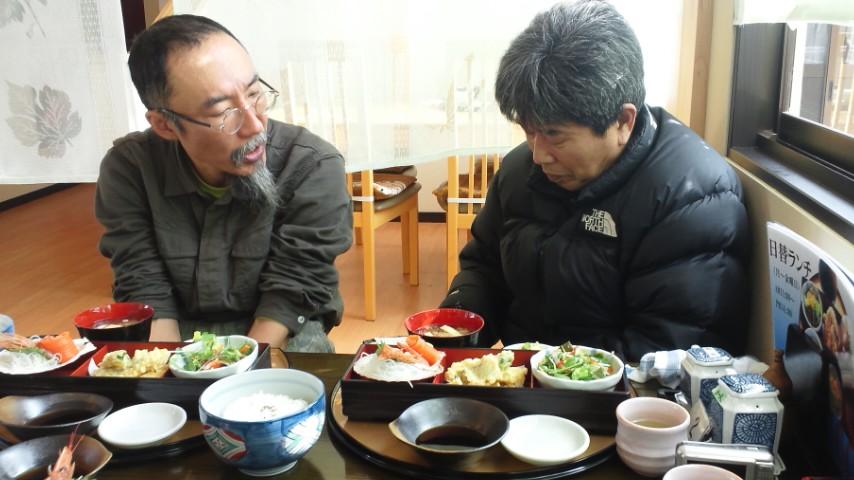 志津川から歌津