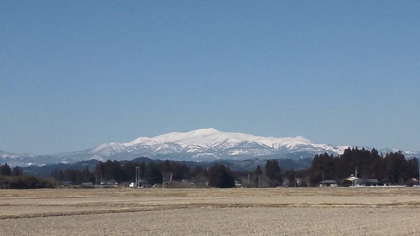 栗駒山のスノートレッキングは3月がベストシーズン!!